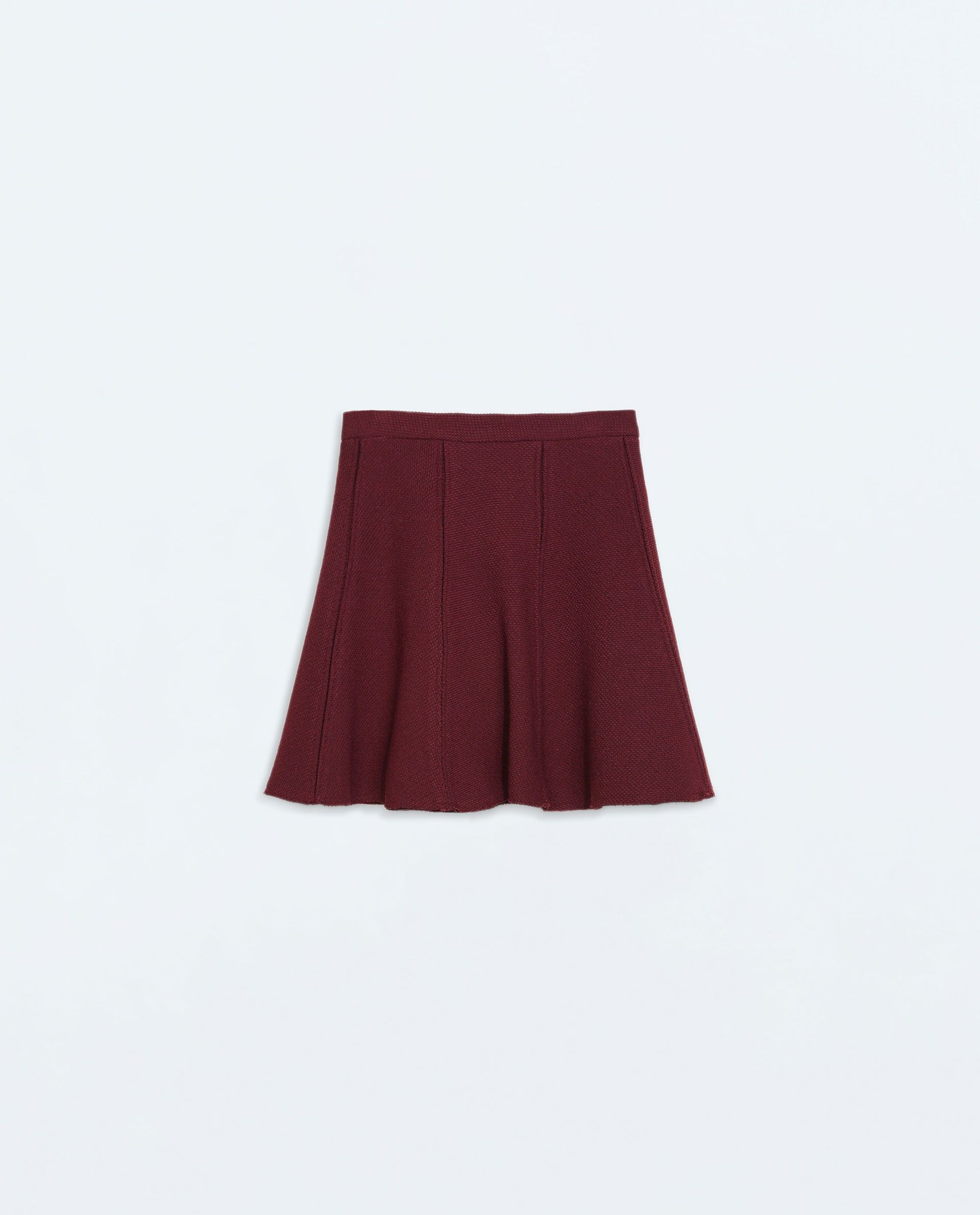 Image 5 Of Pleated Mini Skirt From Zara With Images Pleated Mini Skirt Womens Skirt Skirts
