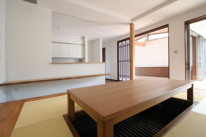 風景が透過する和モダンの家 注文住宅事例 Suvaco スバコ モダンハウスデザイン 和モダンな家 マンション リノベーション