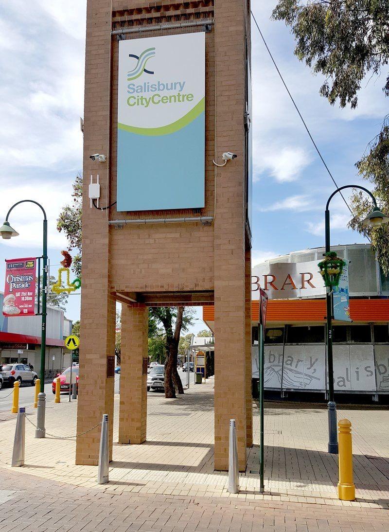 The Corner Of Old John Street Salisbury South Australia