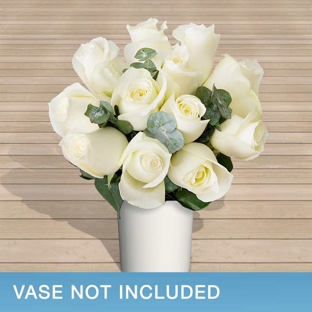 Vermont Wedding Flowers: Eucalyptus Bouquet, Bouquet, Rose