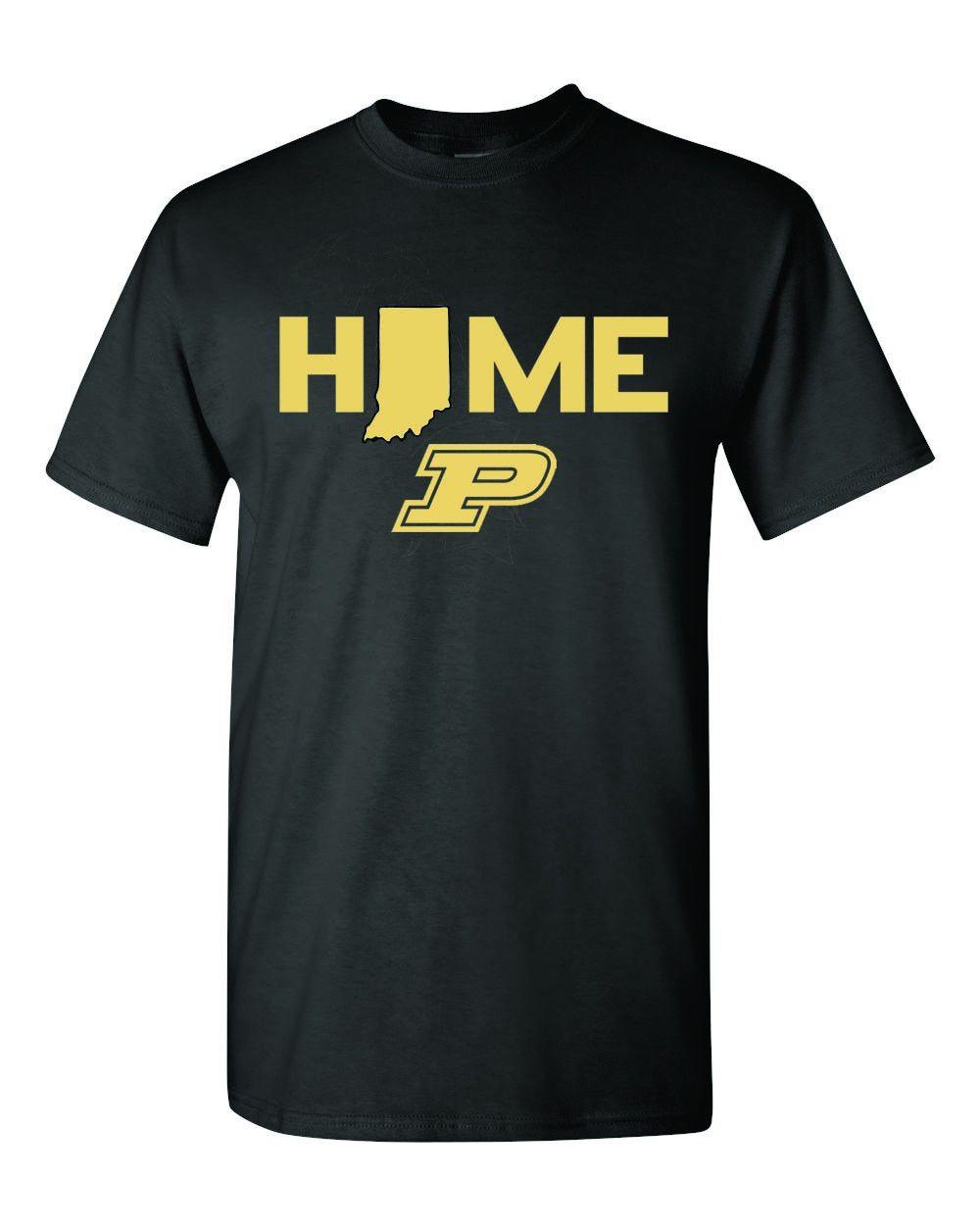 Color printing purdue - Purdue University Home T Shirt