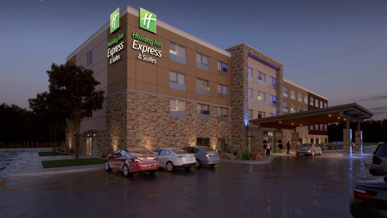 Holiday inn express suites rice lake rice lake wi
