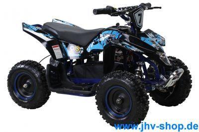 Kinder Elektro Miniquad Fox Xtr 1000 Watt Schwarzer Body Quad Schwarzer Body Und Elektro Motor