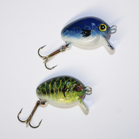 3D printing Ultralight Crankbait Lure, sthone