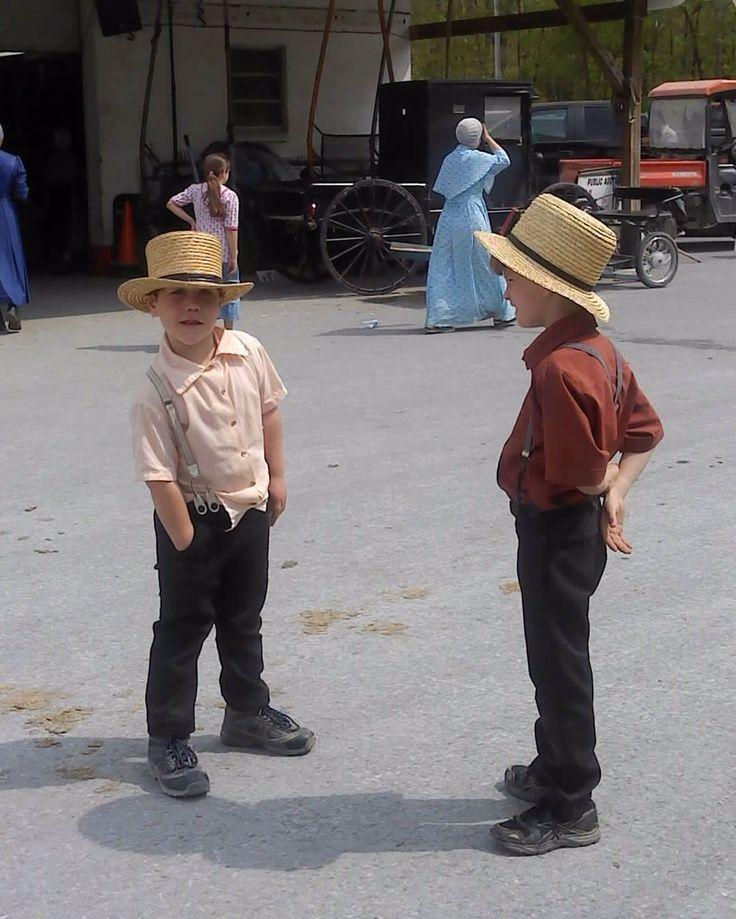 Pin By Thomas Jensen On Amish Boys