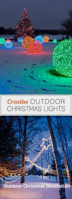 14 Awesome ways for You to Decorate your Outdoors for Christmas 2