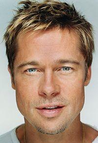 Brad Pitt Isfp Brad Pitt Hair Top Hairstyles For Men Square Face Hairstyles
