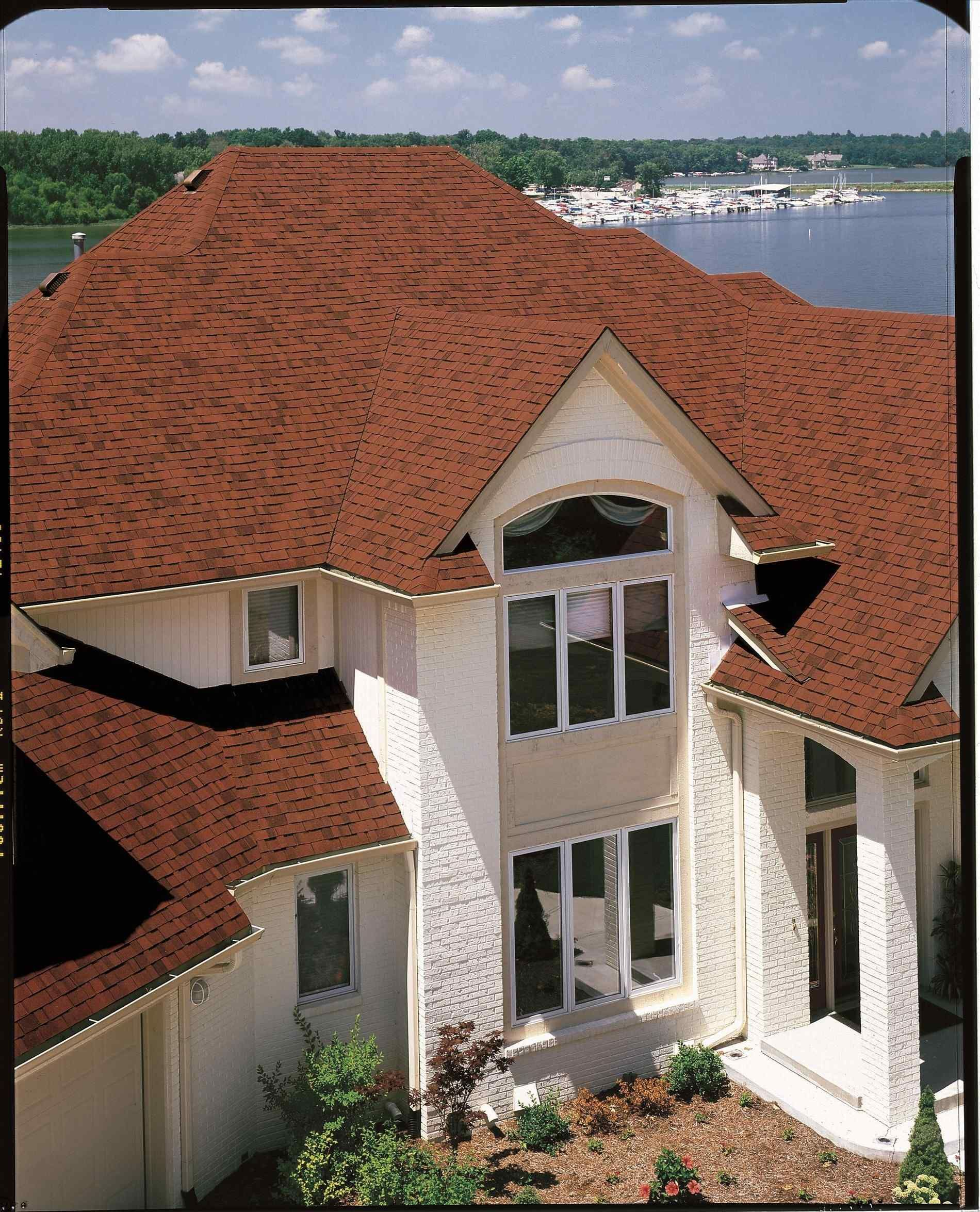 Red Roof Shingles Pictures Home Roof Ideas Roof Shingles Red Roof Roofing