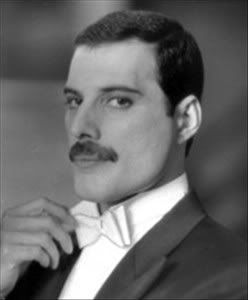 Freddie Mercury - unforgettable and irreplaceable, constant and eternal.