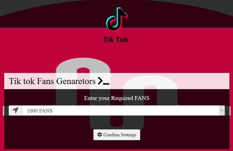 Free Tik Tok Followers Free Followers Heart App Free Followers On Instagram