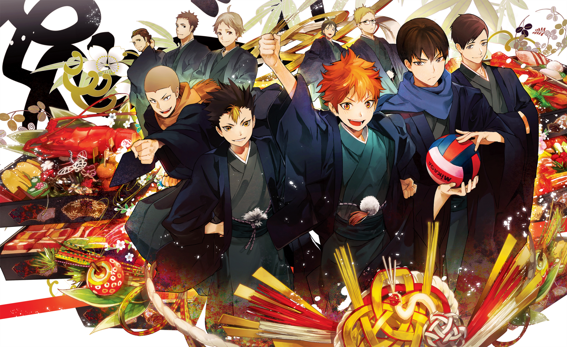 Haikyu!! HD Wallpaper | Background Image | 2000x1225 | ID:692747