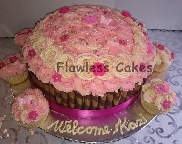 Baby shower cakes from r350 flawless cakes other