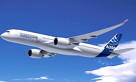 Japan Airlines May Buy 20 Airbus A350s. Not exactly a