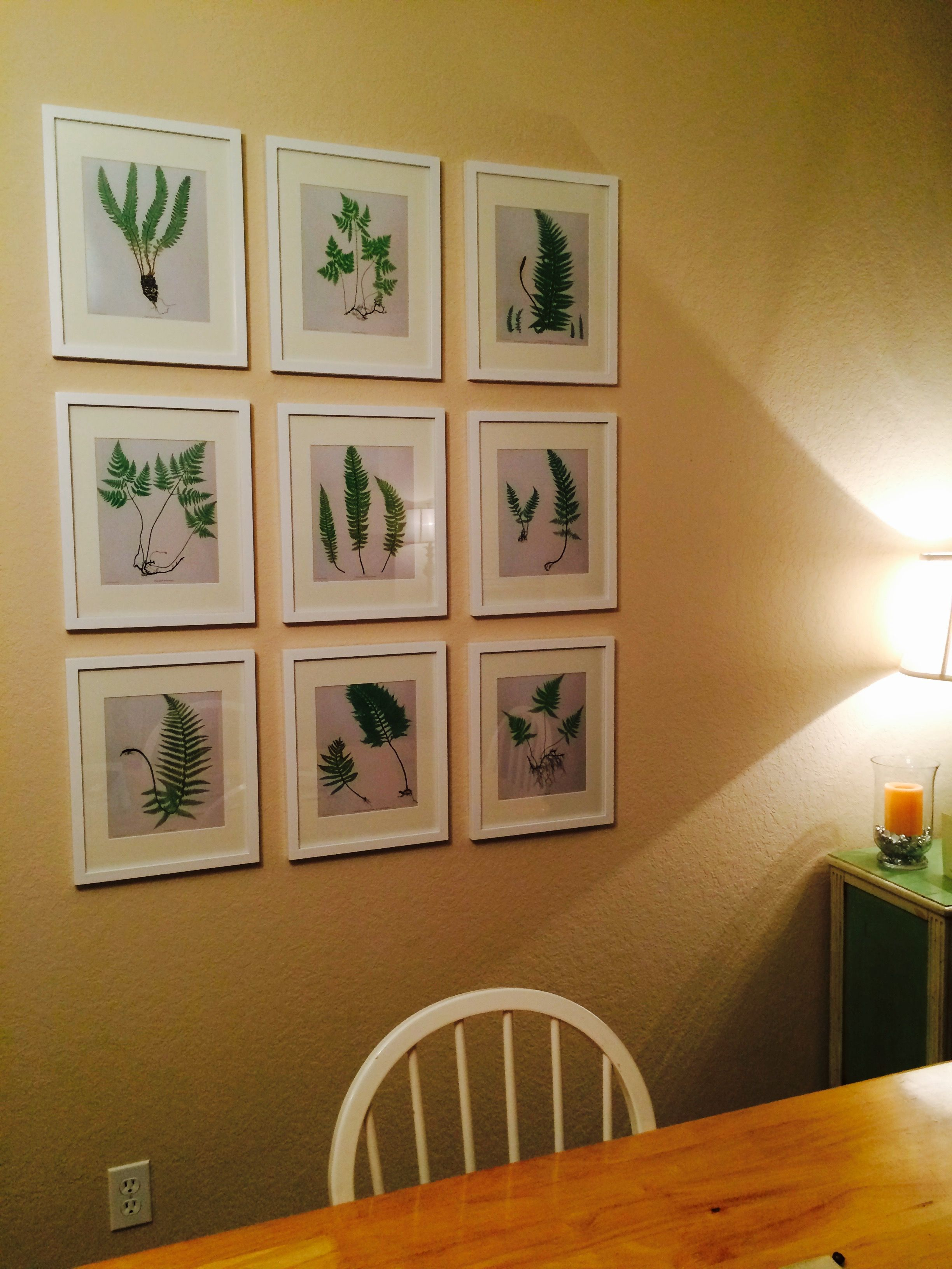 My Gallery Wall 1 Free Botanical Print Download 2 Shutterfly