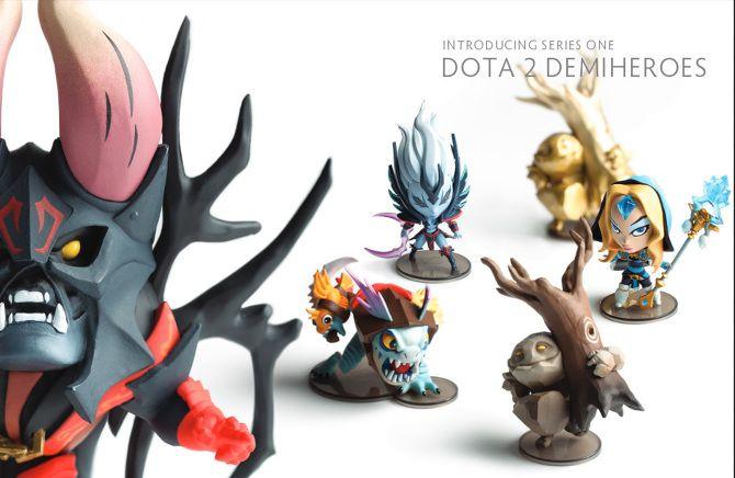 DOTA 2 Demiheroes - Bigshot Toyworks
