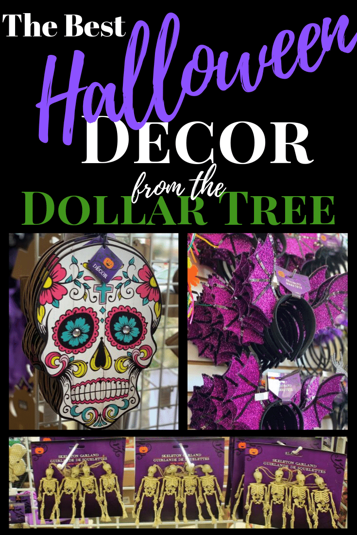 The Best Halloween Finds from the Dollar Tree Dollar