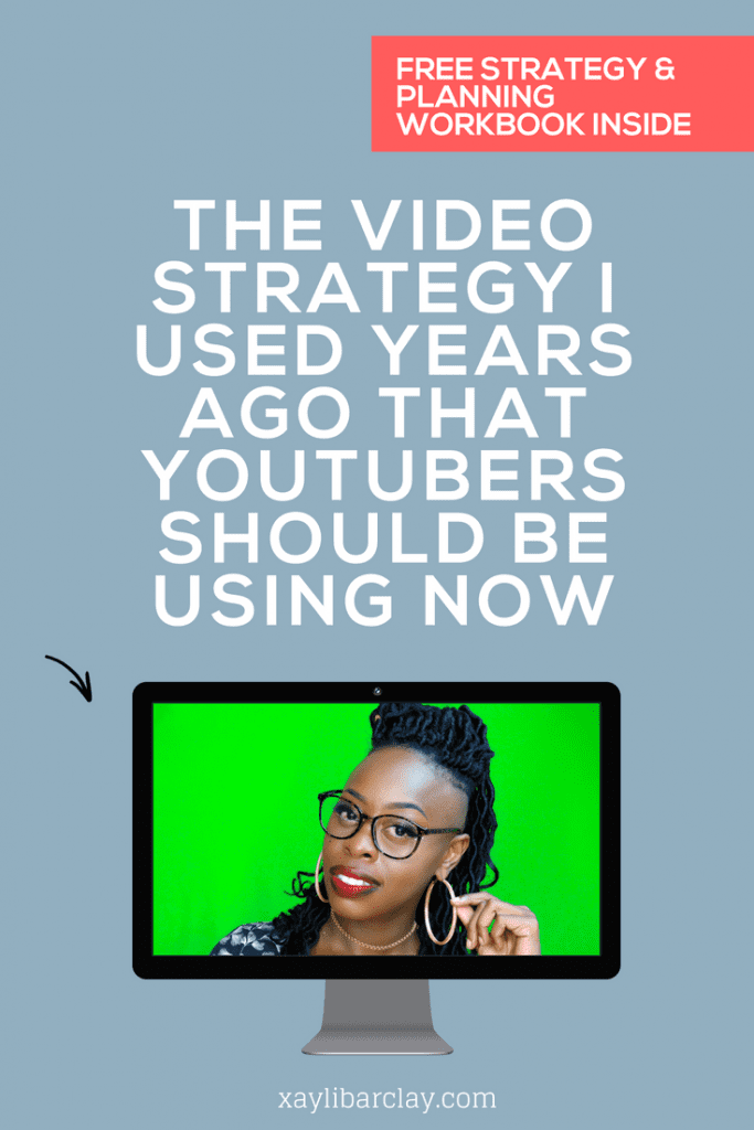 The Video Strategy I used Years Ago That YouTubers Should