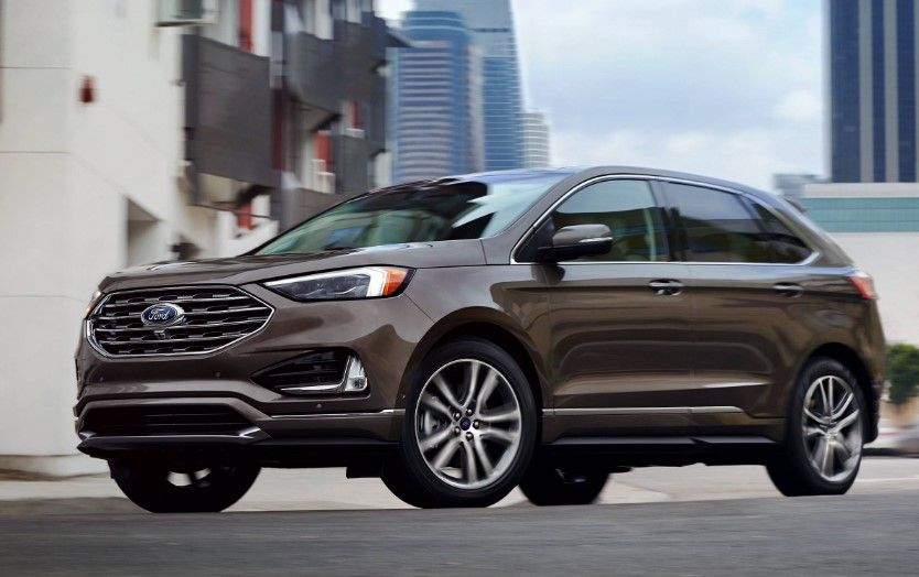 2020 Ford Edge ST Specs, Design, Interior & Engine Best