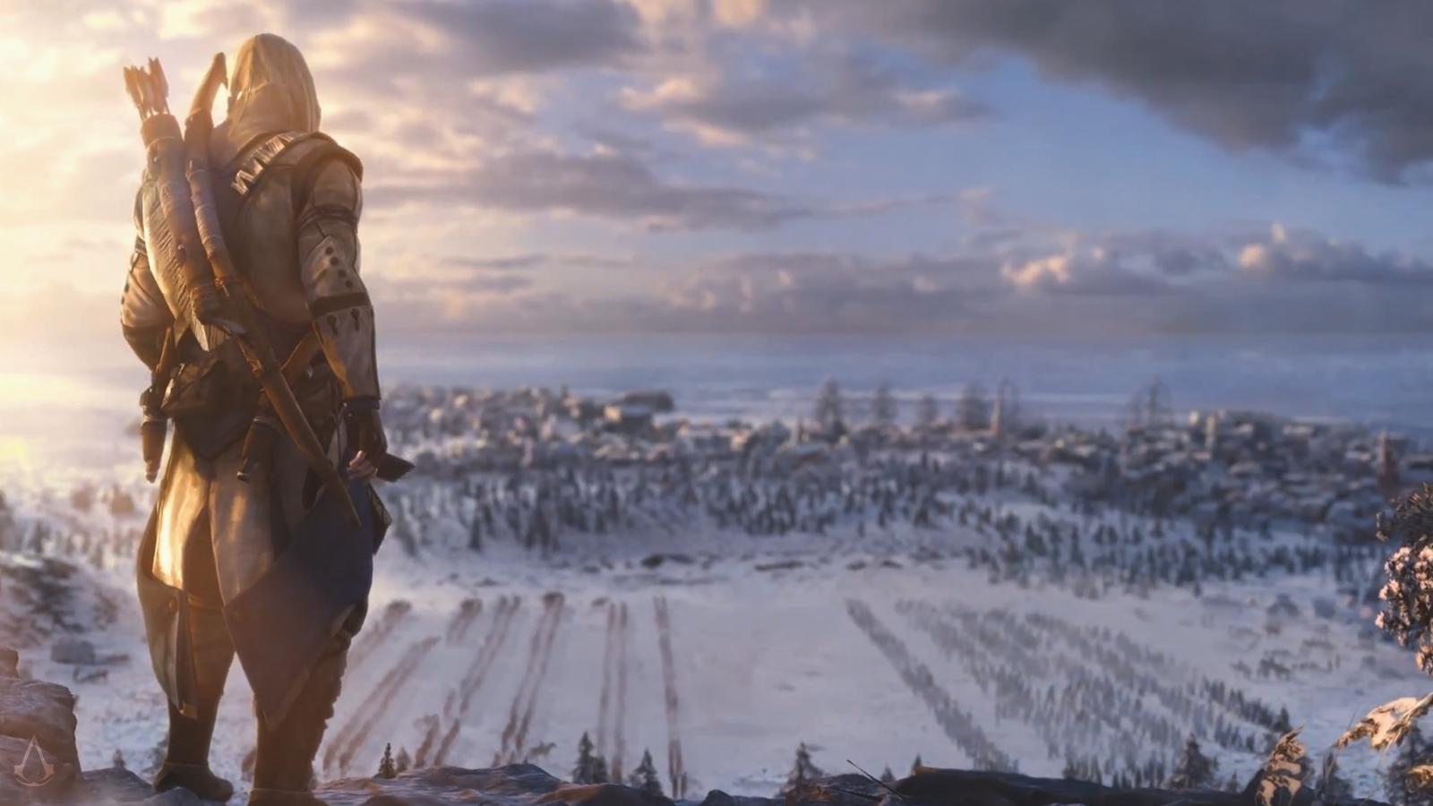 Assassins Creed 20 Trailer Wallpaper   Assassins creed 20 ...