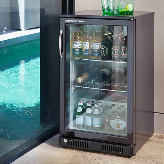 Gasmaster 118l Glass Door Bar Fridge Fridges Pinterest Door