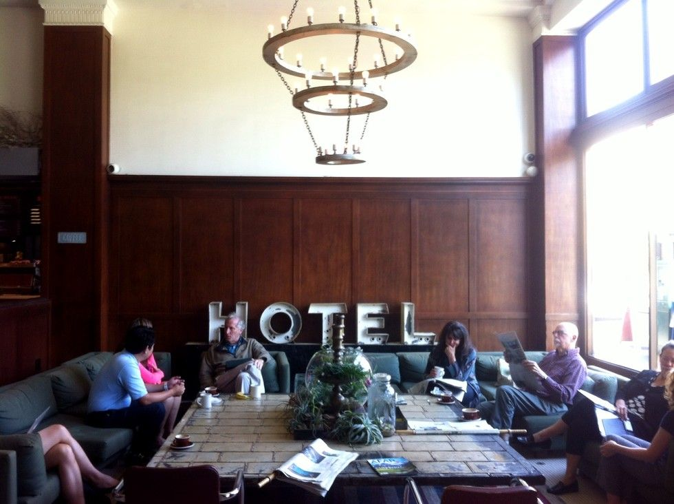 Ace Hotel, Portland - (pikkuseikkoja)   Lily.fi