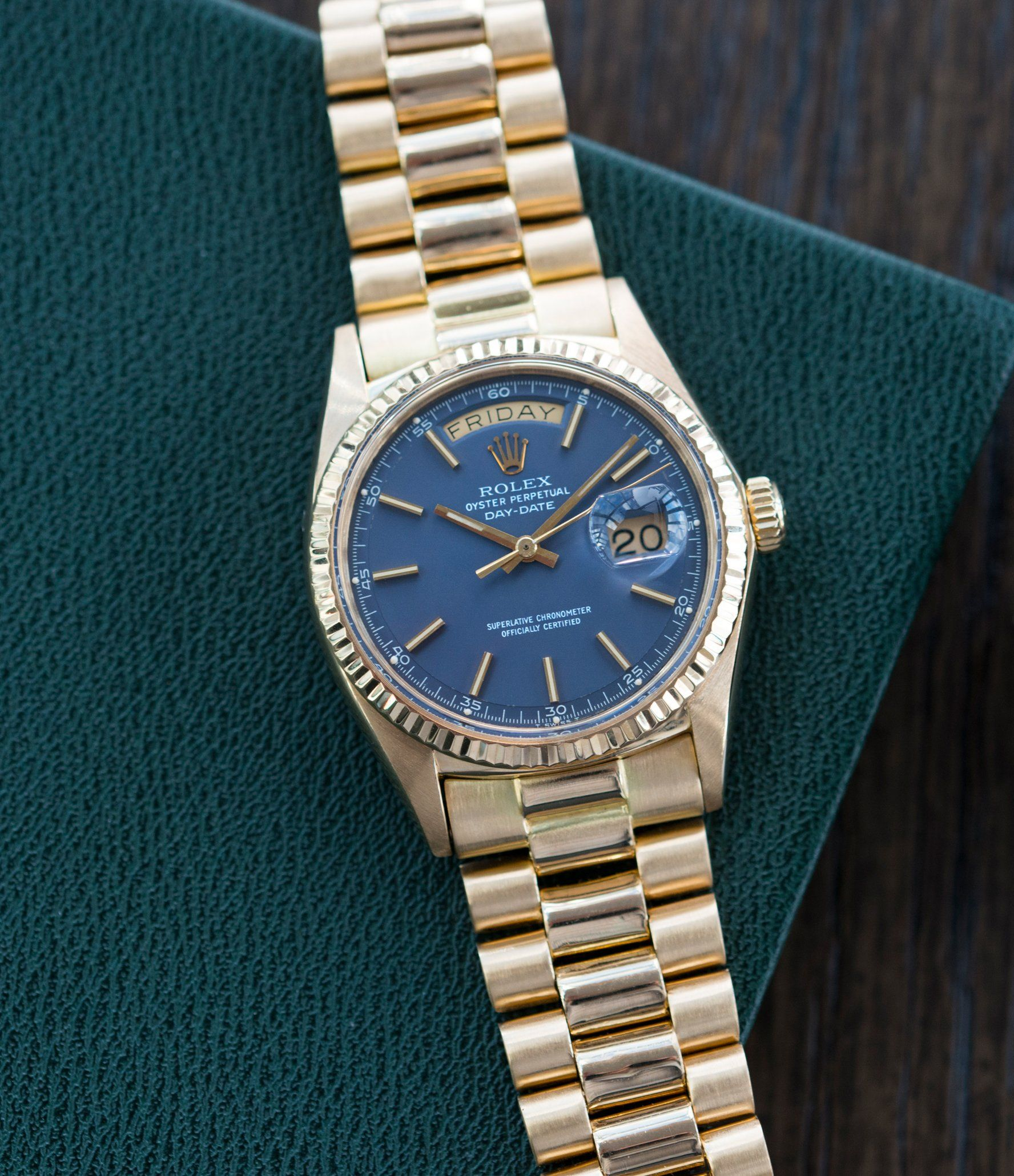 Previously Enjoyed Rolex Day Date 36mm President Watches