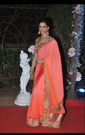 second wedding dress (for the reception) Actress is Sonam ...