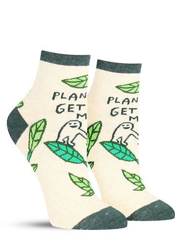 Retro Camper Flamingo Mens//Womens Sensitive Feet Wide Fit Crew Socks and Cotton Crew Athletic Sock