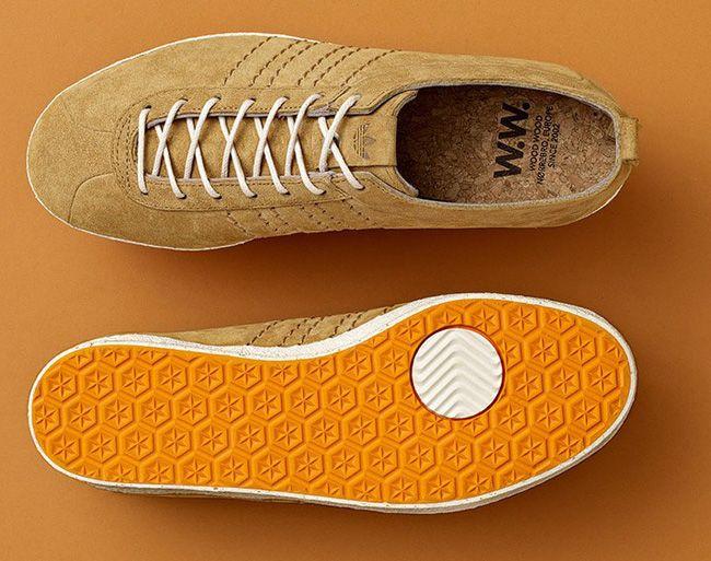 adidas gazelle vintage x wood wood