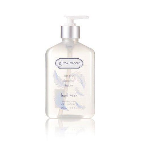 Demdaco Glow Ology Imagine Hand Wash Clean Fresh Cotton Scent