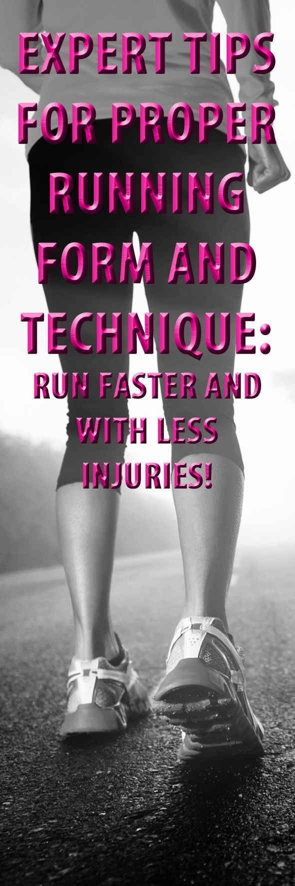 Expert Tips For Proper Running Form And Technique Run Faster And