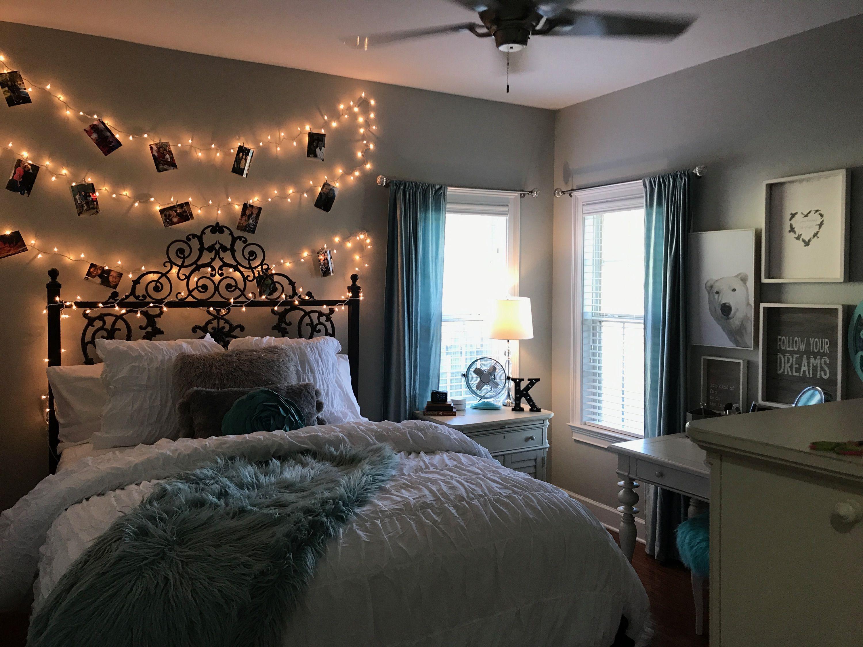 Teen Girl Bedrooms, Room Goals, Decor Interior Design, Room Decorations,