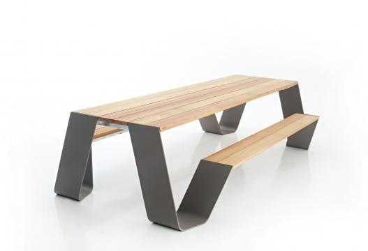 Table Repas Exterieur Design
