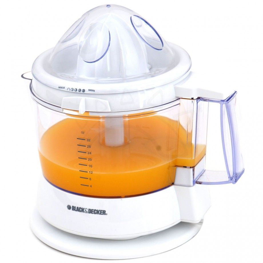 Black And Decker Extractor De Jugo Cj631 Giro En Ambos