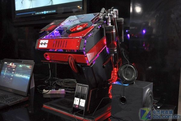 Rog Mod Super Game Console Is Pinnacle Of Modding Consolas