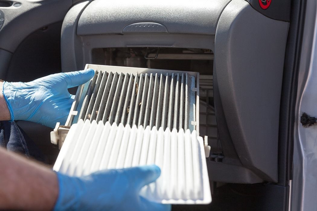 Does A Cabin Filter Have Specific Service Intervals Car Cleaning Hacks Car Cleaning Air Filter
