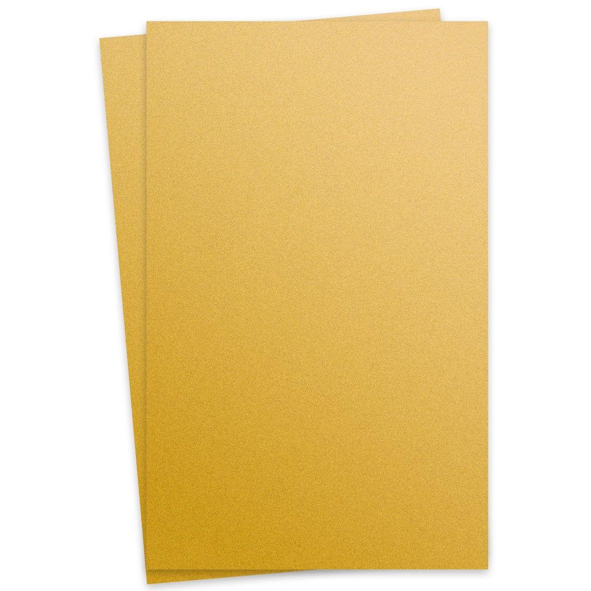 Curious Metallic Super Gold 11x17 Card Stock Paper 111lb Cover 100 Pk In 2021 Cardstock Paper Paper 11x17