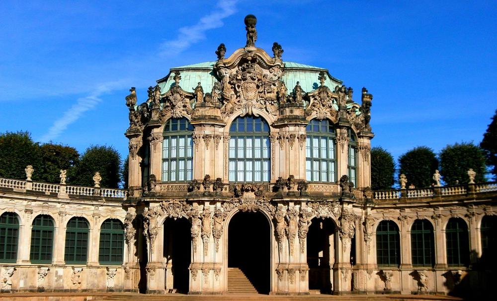 Zwinger Dresden Wikipedia In 2020 Baroque Architecture Public Architecture Architecture