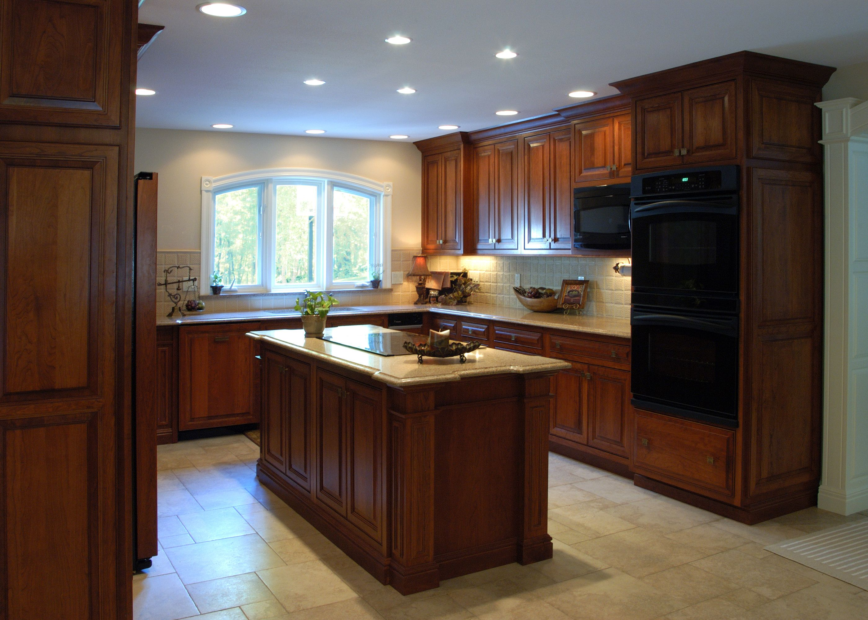 Best Cherry Cabinetry By Forever Cabinets By Kendrick Www 400 x 300
