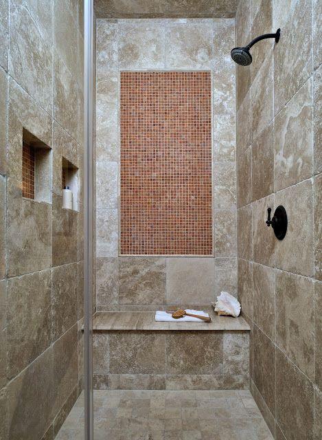 Master Bath Remodel No Tub Shower Remodel Master Bathroom Design Bathroom Design Trends
