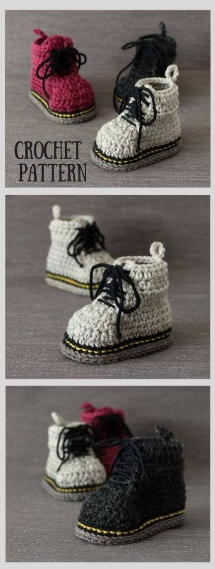 Photo of 37 Ideas crochet baby boy shoes free pattern projects #crochet #baby #crochet pa…