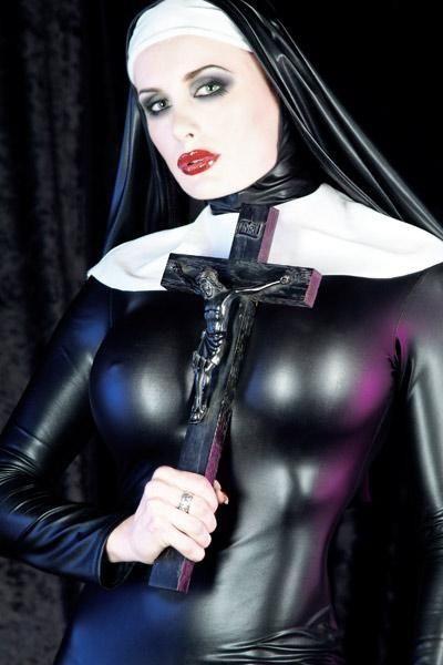 Fetish lesbian nuns