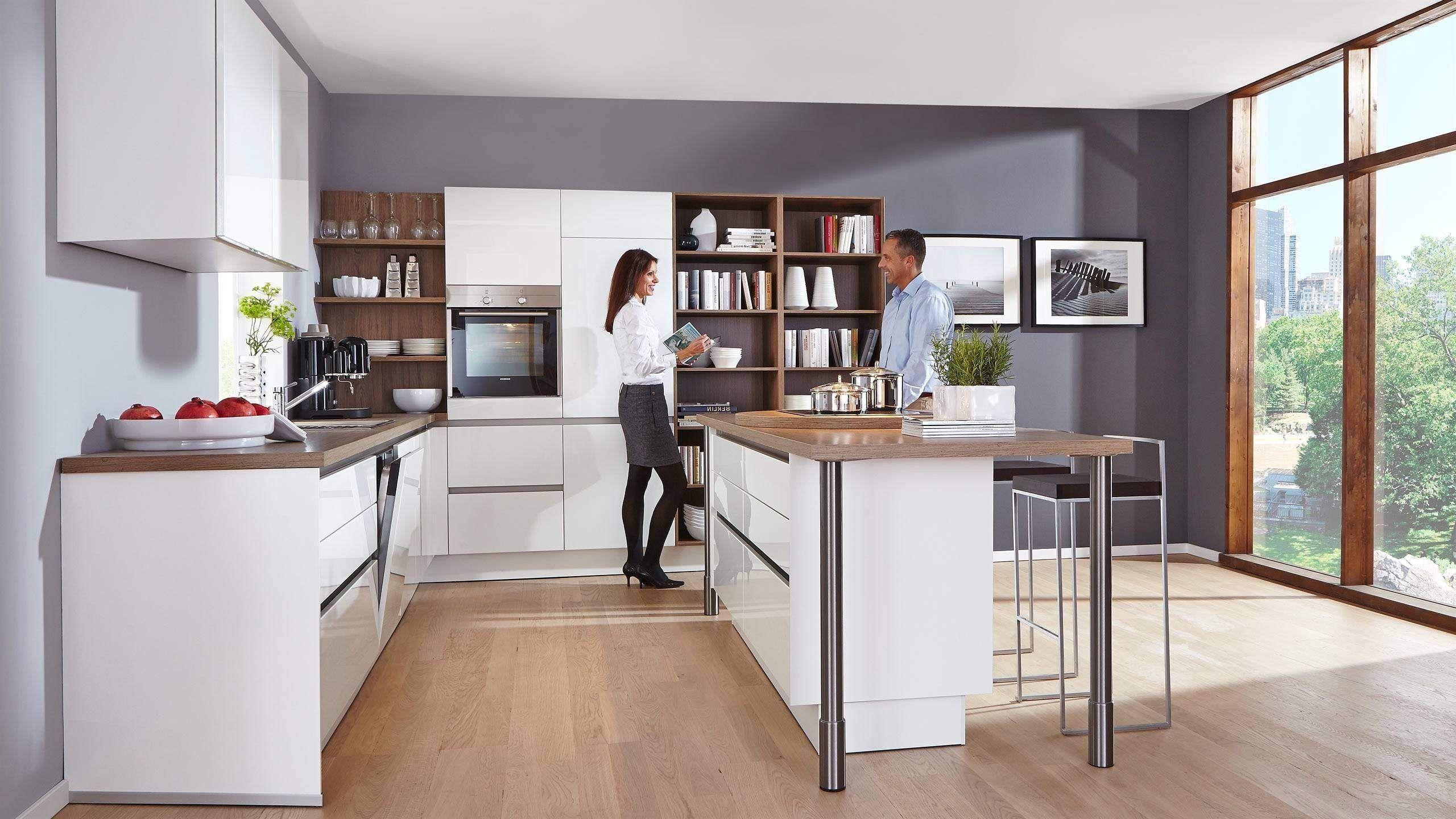 L Küche Mit Insel Einzigartig Kleine Küche Mit Kochinsel ...