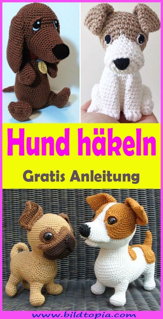 Photo of Hund häkeln – kostenlose DIY Anleitung | Trends iDeas