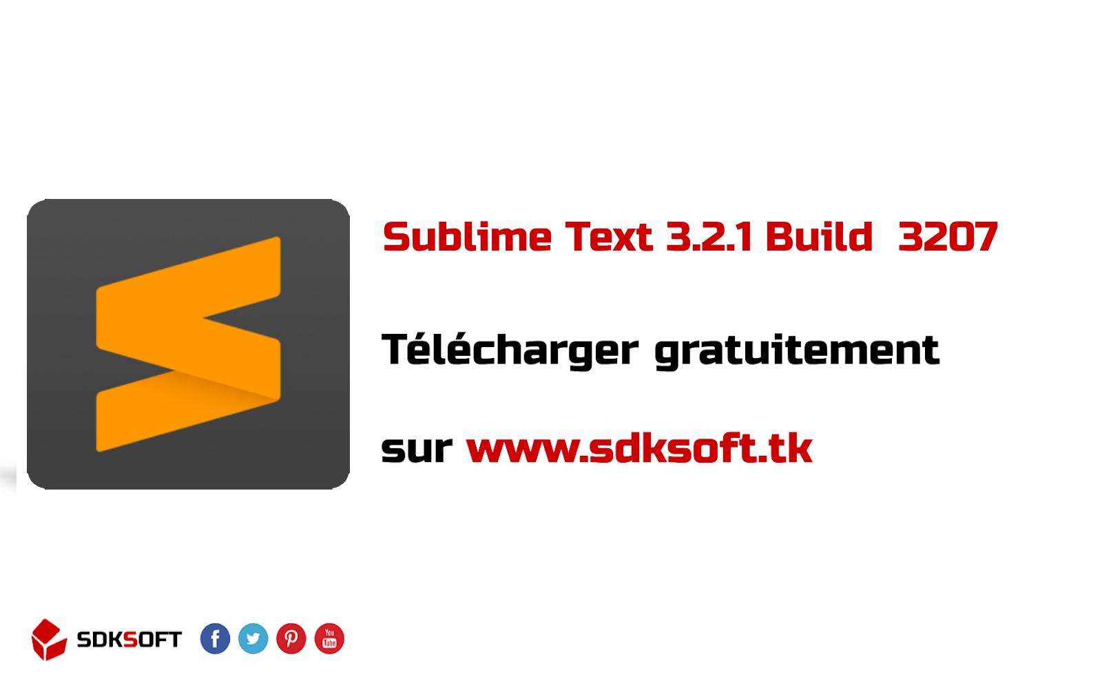 Sublime Text 3.2.1 Build 3207 (Dengan gambar)