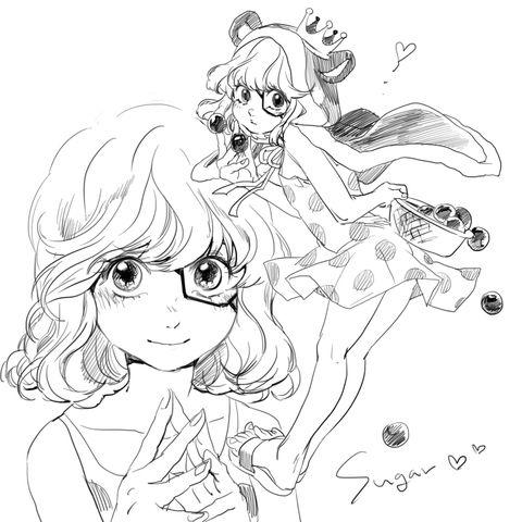 「ワンピログ30」/「Luzy」の漫画 [pixiv]