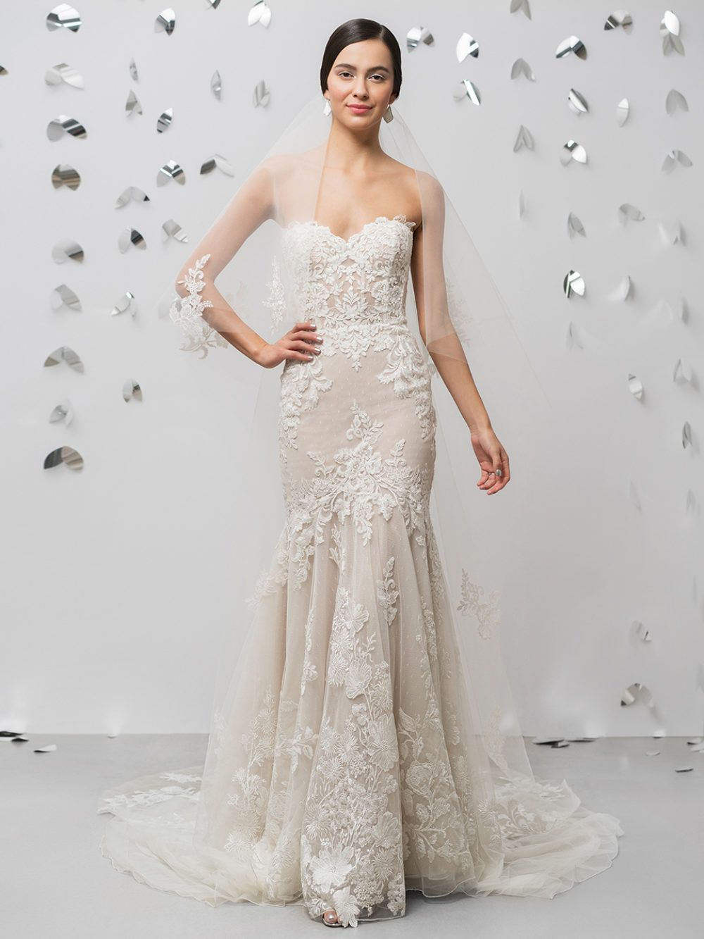 99007 By Justin Alexander Wedding Dresses Justin Alexander Wedding Fit And Flare Wedding Dress Justin Alexander Wedding Dress