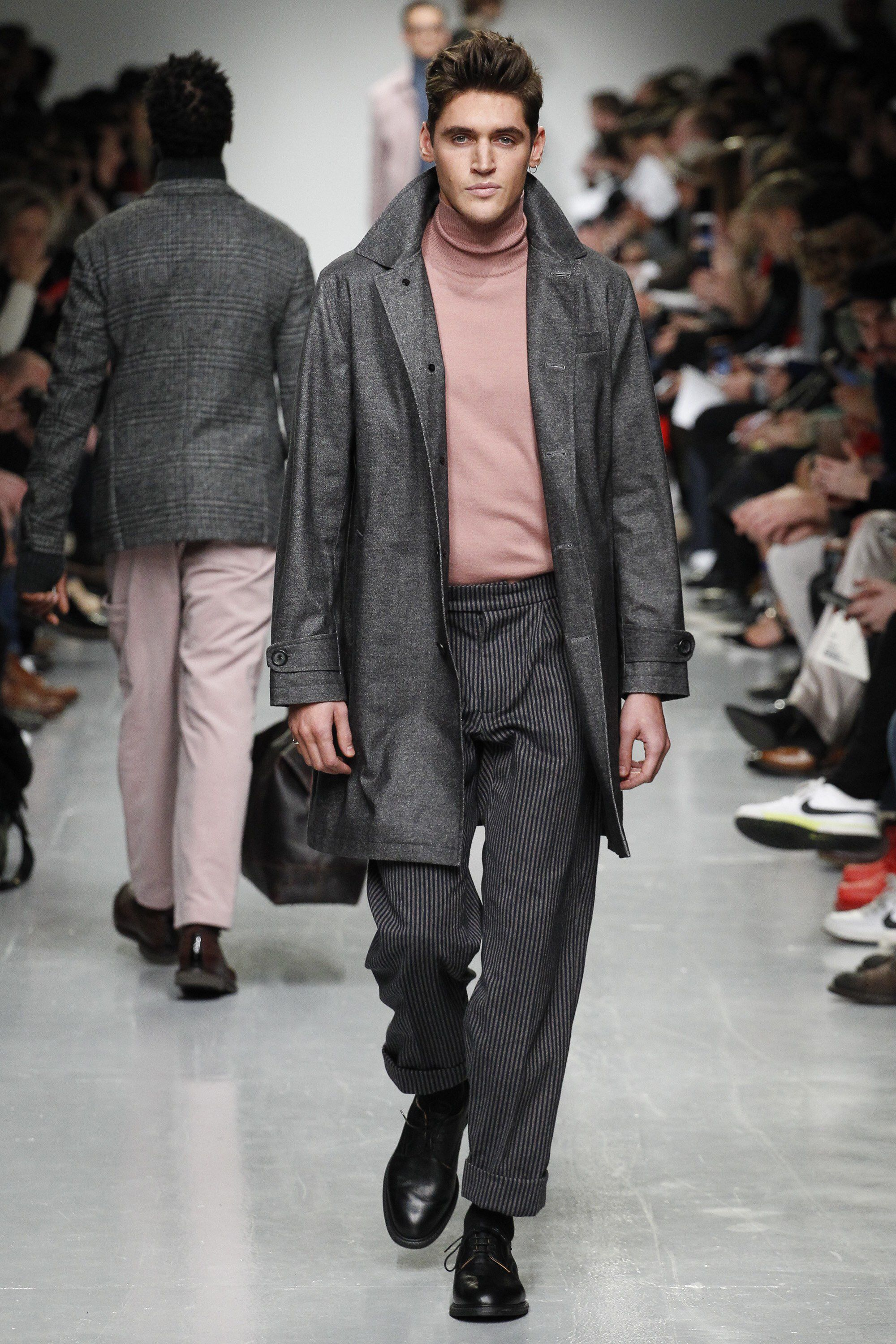 Oliver Spencer - Fall 2017 Menswear