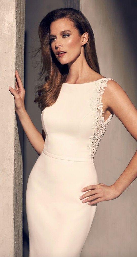 Wedding Dress Inspiration - Mikaella - MODwedding #zivilhochzeitskleider
