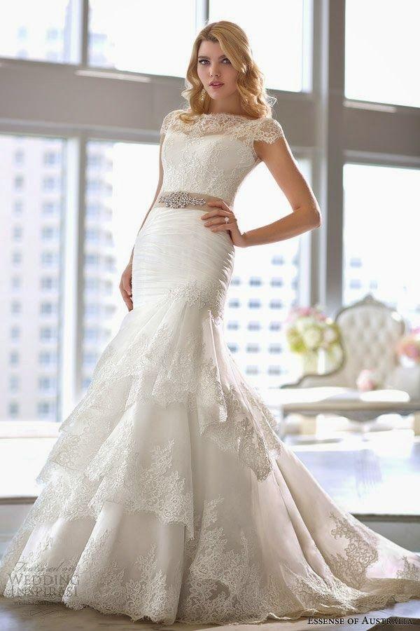 9c2a5ae13 Hermosos vestidos de novias